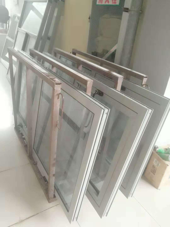 河南厂家直销彩色涂层钢板窗,价格优惠,质量保障