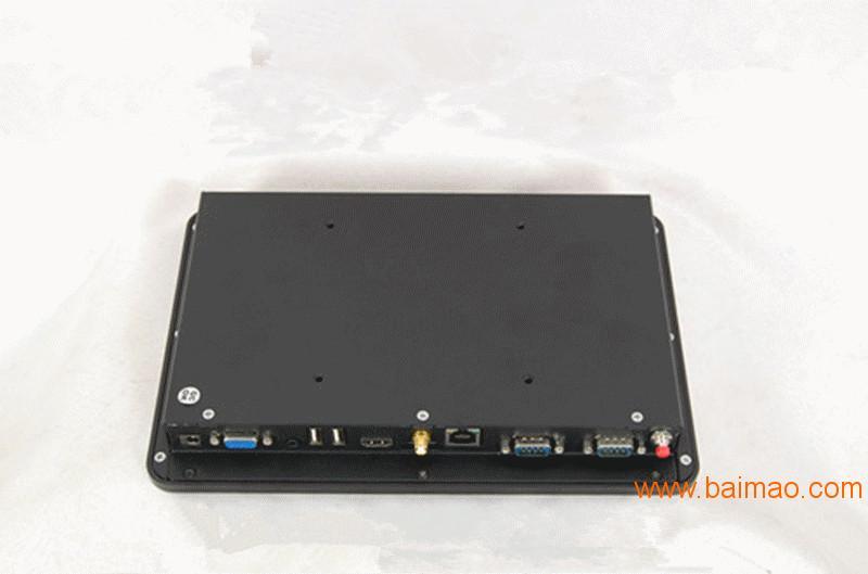 10寸安卓电容屏工控电脑 GPS北斗定位工业平板,10寸安卓电容屏工