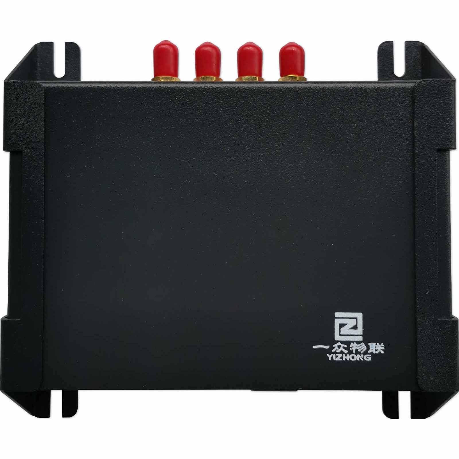超高频RFID通道式门禁(带显示屏)