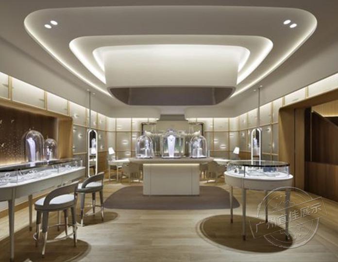 广州宜佳展示聊聊关于珠宝展柜制作需要花费的时间