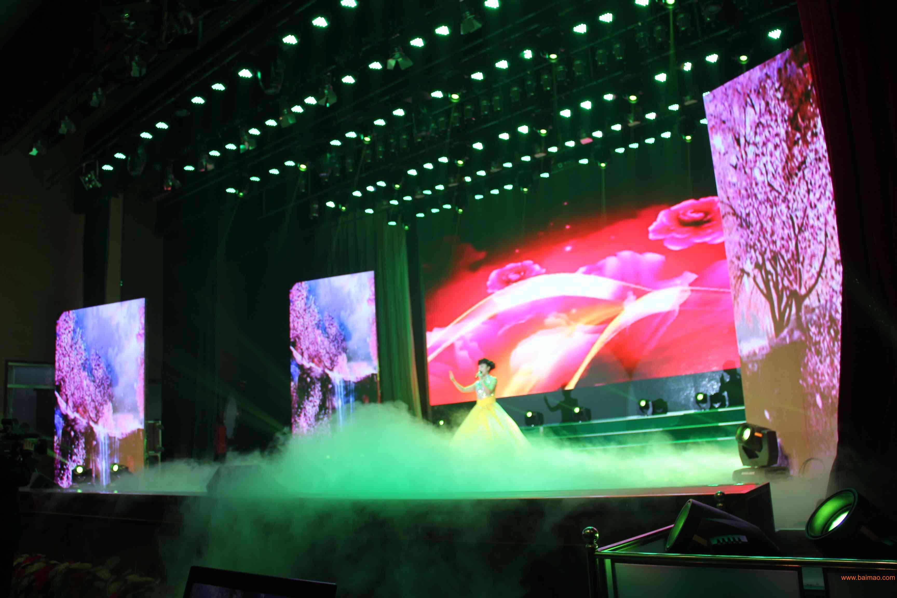山东舞台灯光设备租赁舞台设备出租山东监视器机壳图片