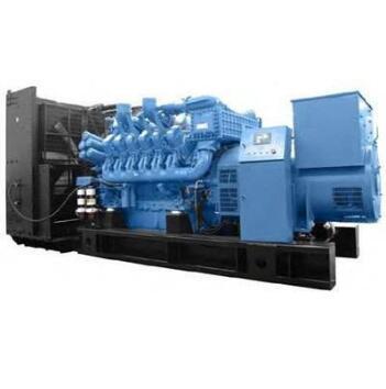 供甘肃租柴油发电机组和兰州进口发电机出租价格