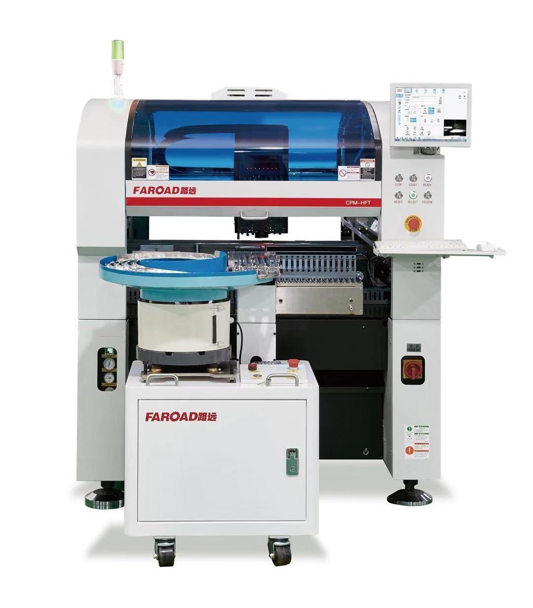 出口欧洲美国直下式面板灯透镜贴片机CPM-F2T