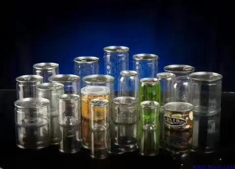 四川成都食品級PET塑料瓶PET塑料罐PET廣