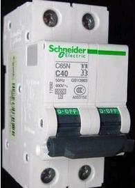 低價銷售供應施耐德全系列小型斷路器C65N 1