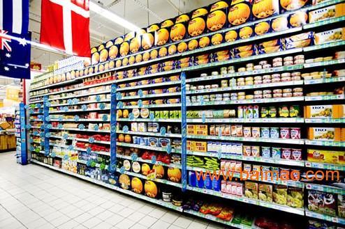 苏州哪里有专业的超市货架供应 常州超市货架