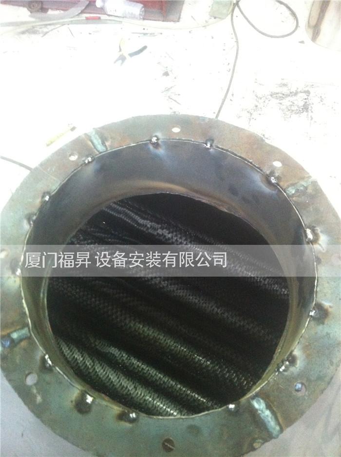 锅炉节能器安装