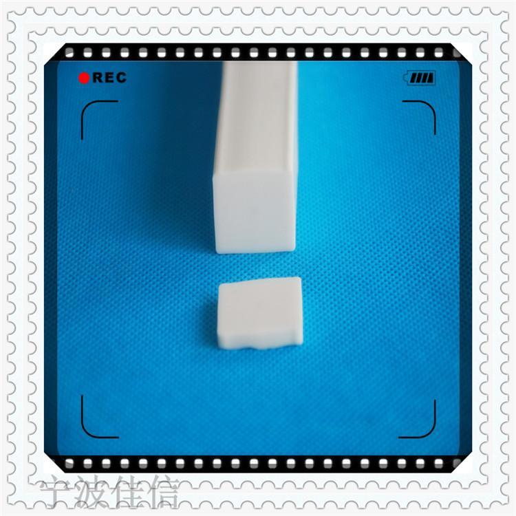 16*14mm硅胶密封条耐高温矩形烘烤箱防撞
