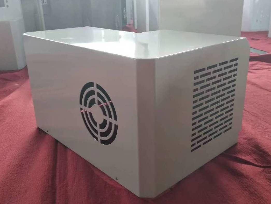河南钣金厂家 实验仪器设备外壳 钣金加工