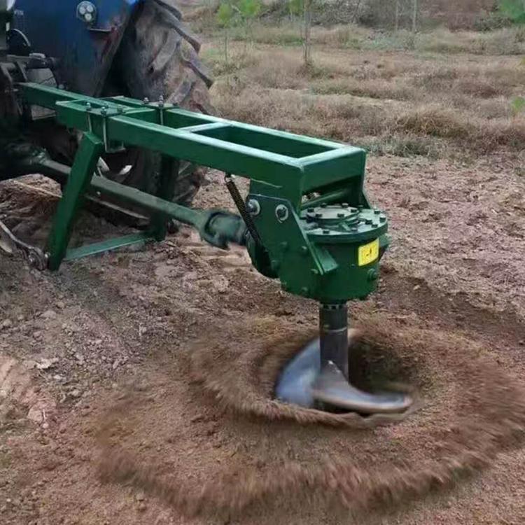 植樹挖坑機 地面打窩機 打樁機