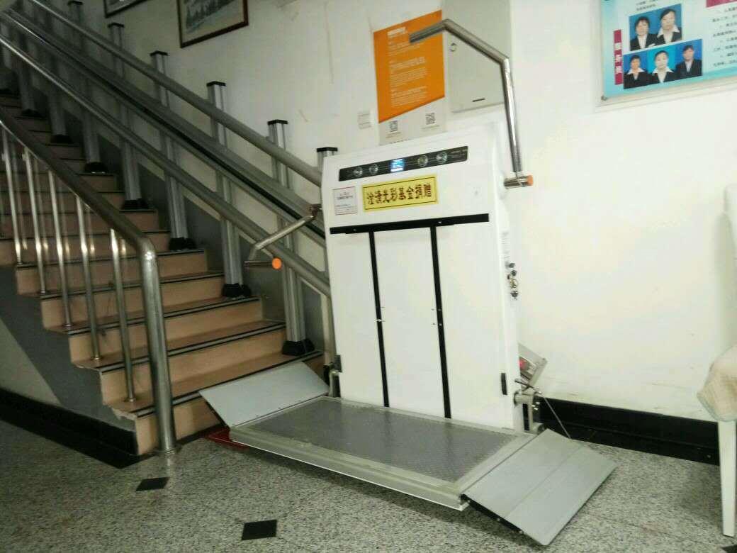 升降平台车 无障碍升降平台能否露天 斜向式升降平台