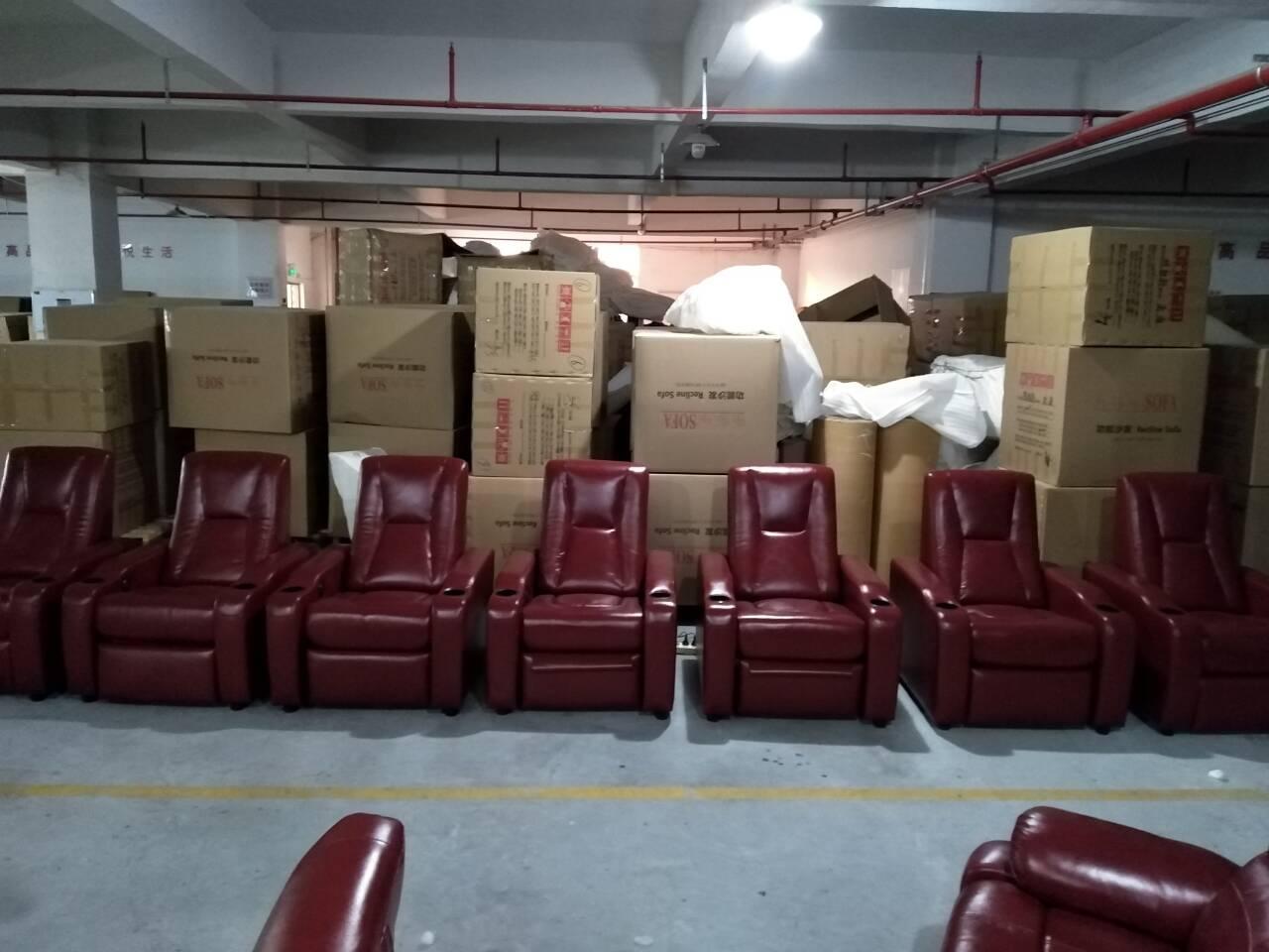 专业家庭影院沙发 电动伸展沙发生产工厂订做