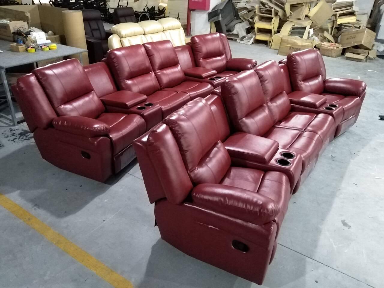 广东影院沙发生产厂家价格 高端品牌影音室电影院沙发