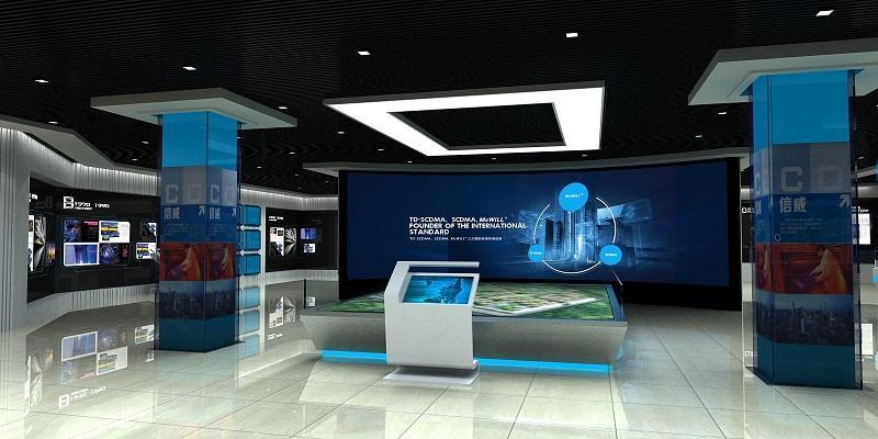 企业展厅设计的重要性