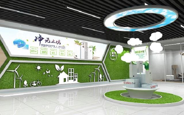 未来若干年企业展厅的优势