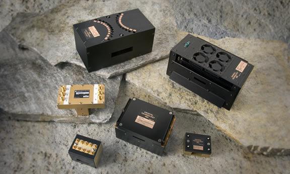 多通道声光调制器 AOMC【新特光电】