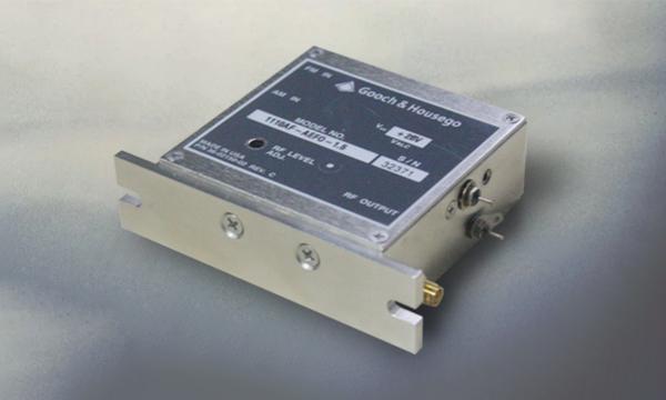 STG系列声光调制器电源,射频(RF)驱动器