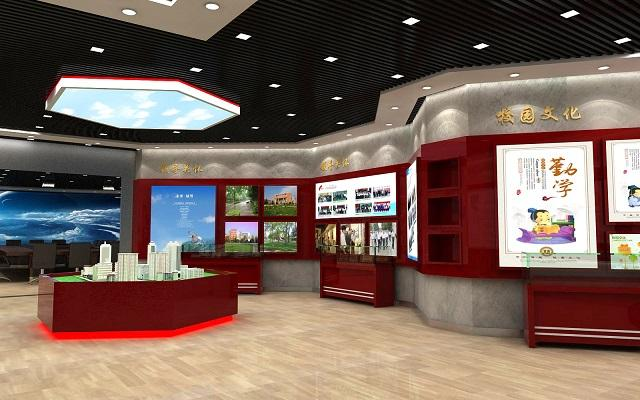 展览公司浅谈校园文化建设的功能