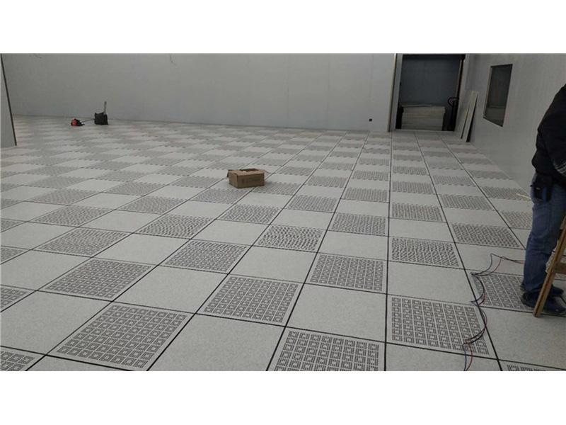 兰州防静电地板工程-供应甘肃防静电地板