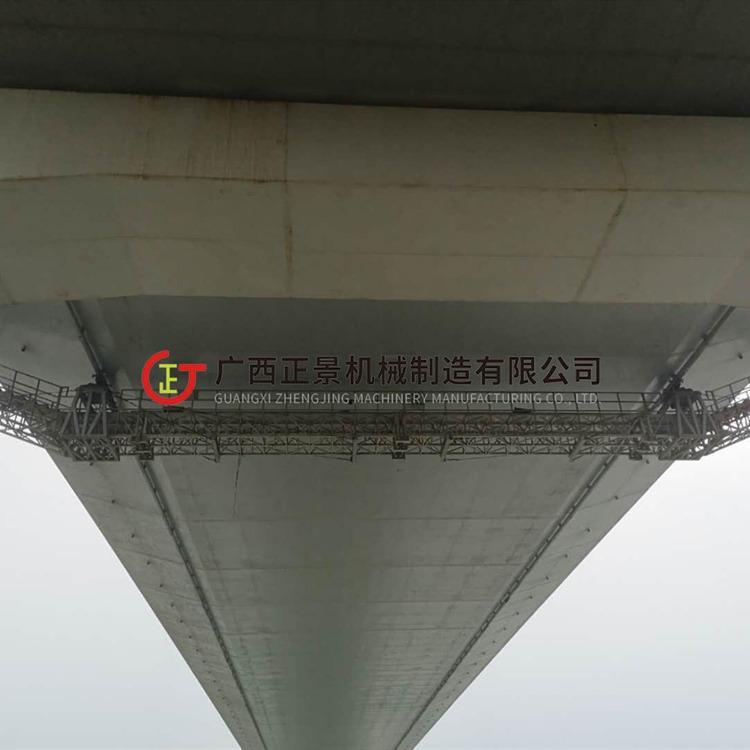 桥梁底部检查小车设计定制生产厂家