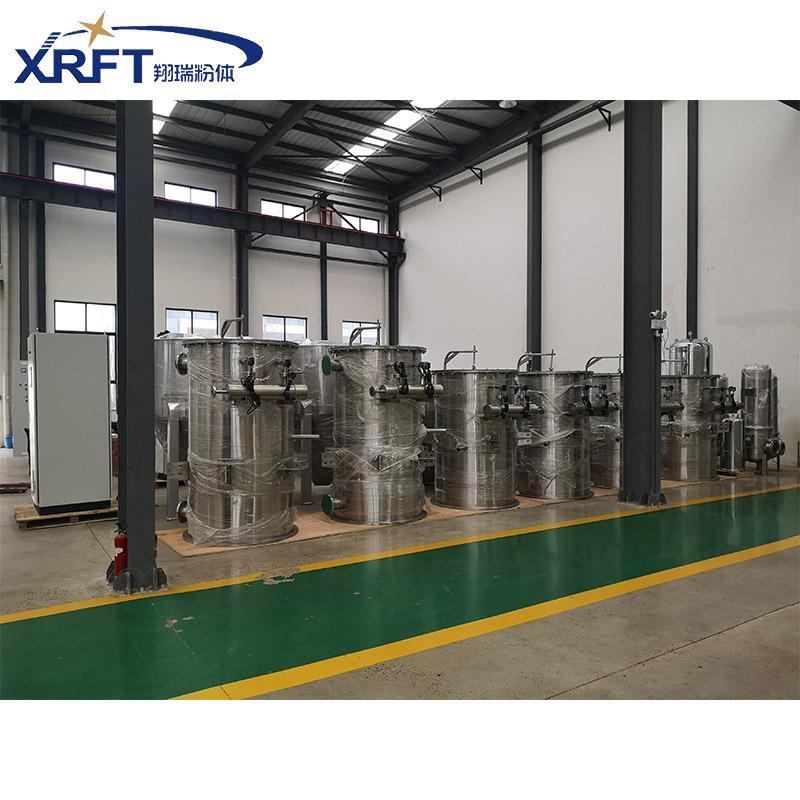 气力输送系统设计定制 粉体物料输送质量好环保效率好