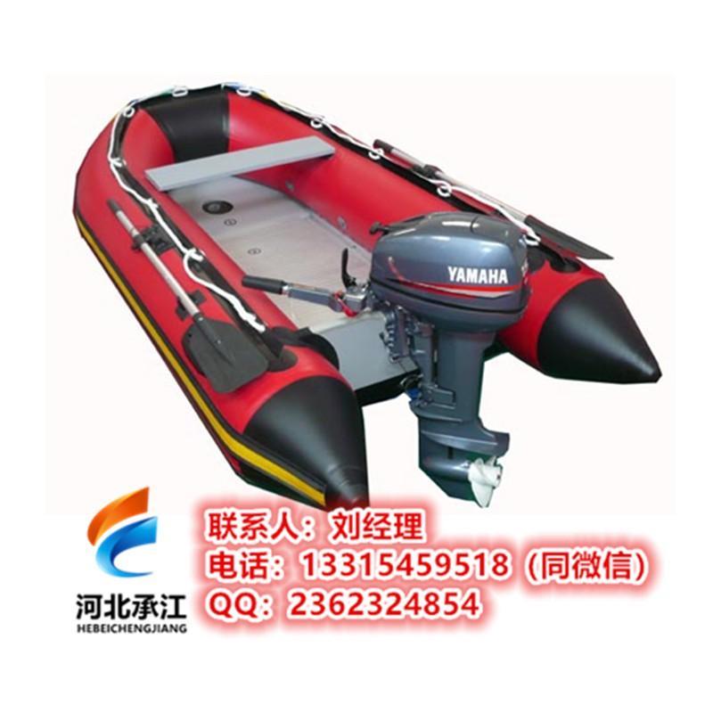 河北承江_防汛PVC充气冲锋舟_防汛橡皮艇