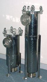 側入式袋式過濾器(40AM, 80AM)
