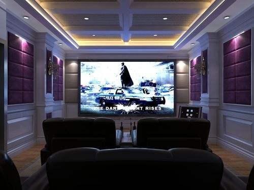 襄陽別墅私人影院定制安裝-世紀美音提供一站式配置