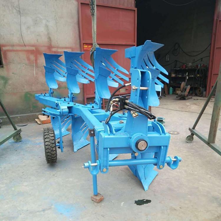 遼寧北票犁地機大型液壓翻轉犁 旋轉犁銷售