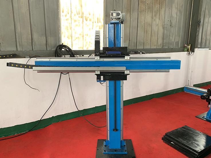 1米2米焊接操作�C 自�雍附邮�字架