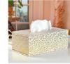 代洋 银色纸巾盒 金色 蓝色 YX114-1