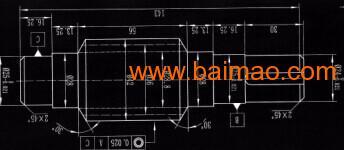 求购:蜗杆(传动件、机加工、车削件)