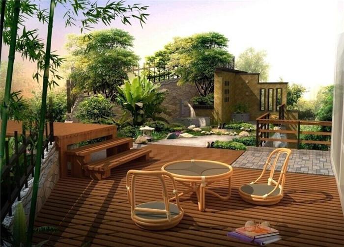 厦门园林景观工程
