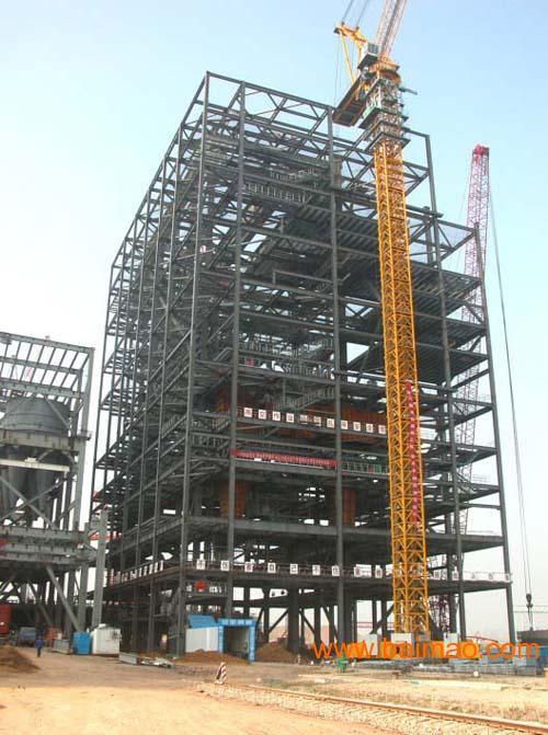 广西海臻钢结构有限责任公司供应钢结构