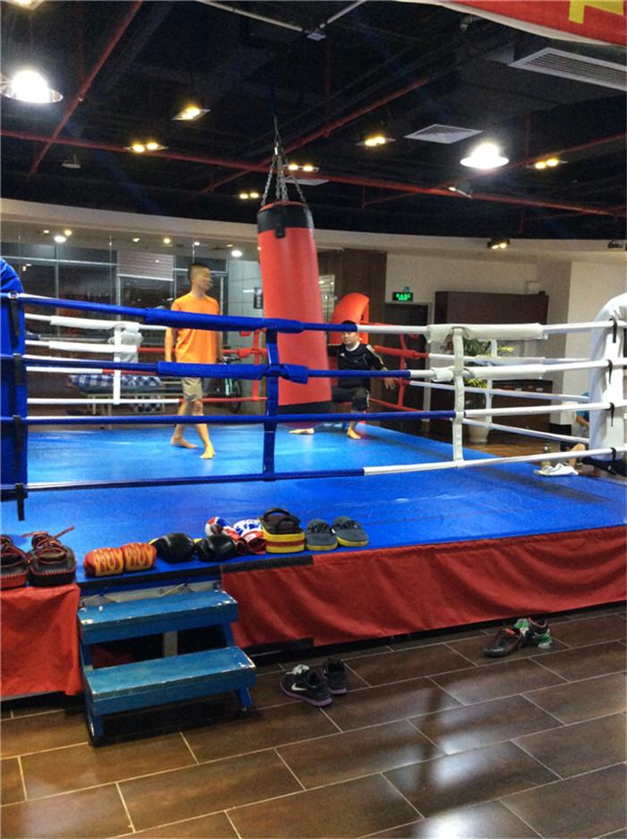 海沧健身房-拳击运动