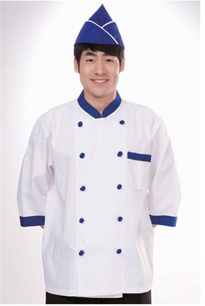 厦门厨师工作制服