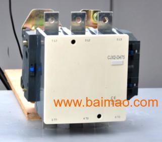上海LC1-D475接触器代理商