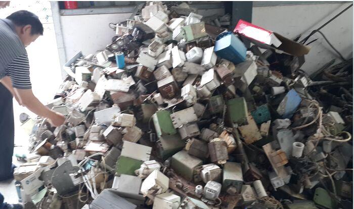工程废料回收