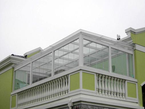 厦门玻璃加工 阳光房