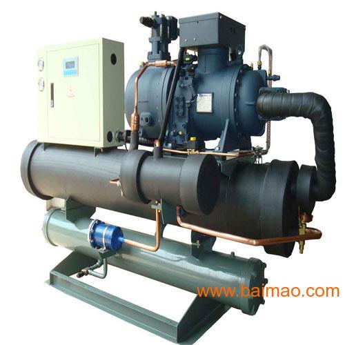 螺杆式冷水机价格-螺杆式冷水机厂家-螺杆冷水机原理