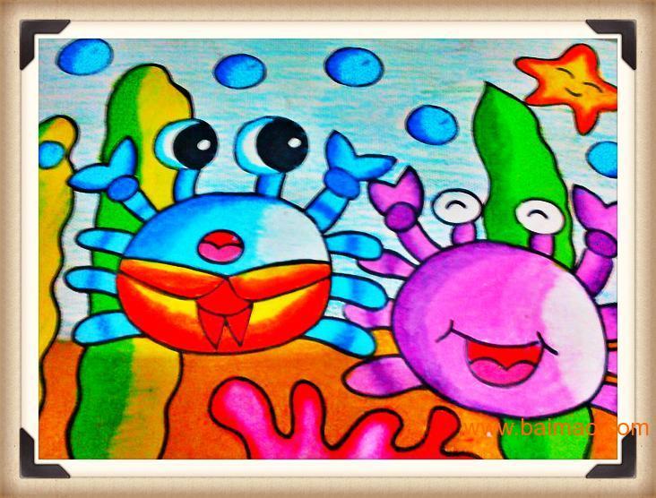 东营的美术培训基地 东营儿童画培训 东营艺鸣美术培训学校厂家/批发图片