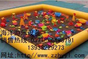 决明子沙滩玩具决明子沙滩池价格决明子儿童沙滩乐园