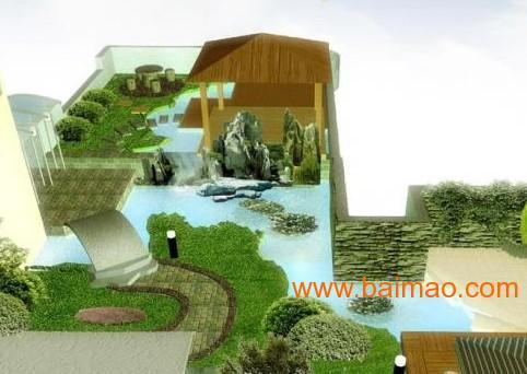 南宁别墅屋顶花园景观设计,南宁别墅屋顶花园景观设计生产厂家,图片