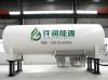 卧式15立方低温储罐 15立方工业液氮罐