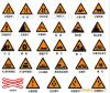 道路施工牌 交通指示牌 消防器材 交通设施批发