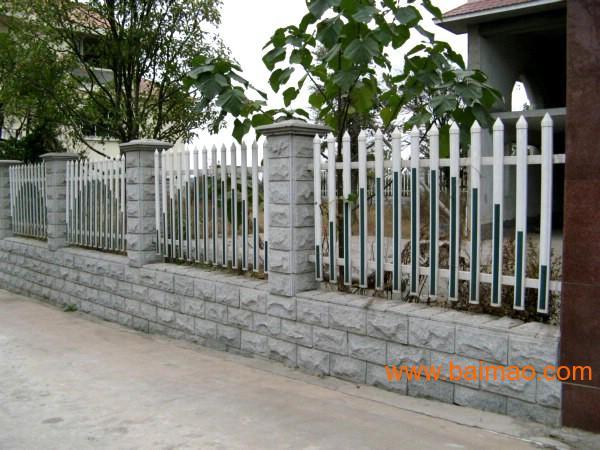 万州PVC塑钢围栏杆