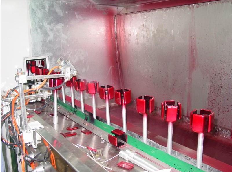 厦门喷漆设备生产厂家,水帘柜喷漆设备