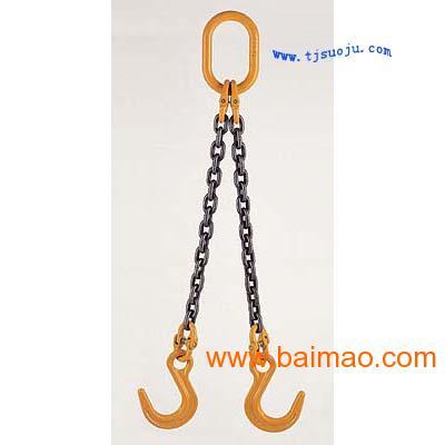 链条v链条吊车-高索具双肢吊具吊具、成套强度乐泰AB胶图片