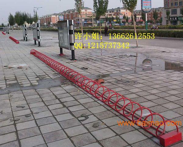辽宁省自行车摆放架、电动车停放架厂家