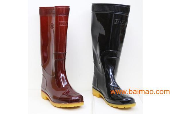 漳州戶外雨鞋加工,坤翔貿易是|上等高筒橡塑雨鞋